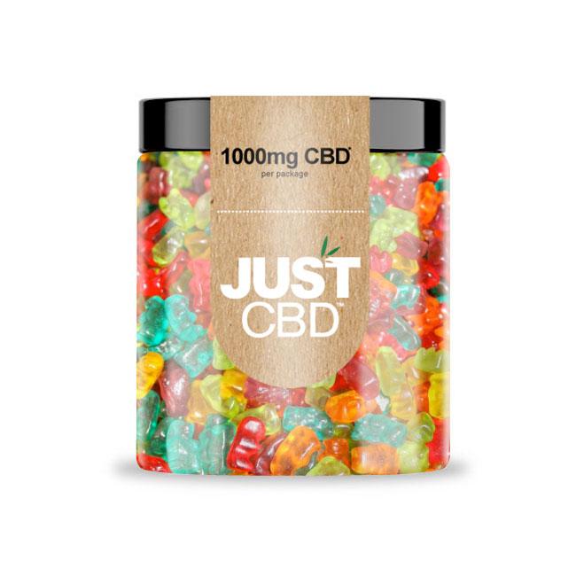 CBD жевательные конфеты